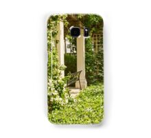 The Bower at Garden of Four Arts  Samsung Galaxy Case/Skin