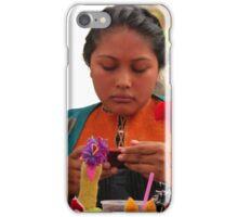 portrait - retrato iPhone Case/Skin