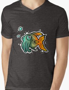 squidfish Mens V-Neck T-Shirt