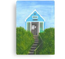 Lone Hut Canvas Print
