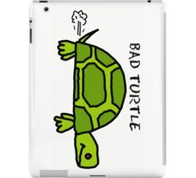 Bad Turtle iPad Case/Skin