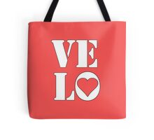 VELO / LOVE TEE Tote Bag