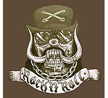 Motorhead Lemmy RIP Photographic Print
