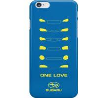 Subaru One Love iPhone Case/Skin
