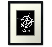 fear and loathing in las vegas - falilv Framed Print