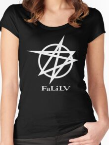 fear and loathing in las vegas - falilv Women's Fitted Scoop T-Shirt