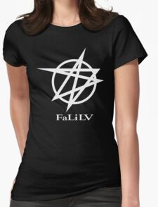 fear and loathing in las vegas - falilv Womens Fitted T-Shirt