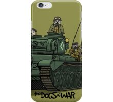 The Dogs of War: Comet iPhone Case/Skin