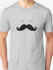 Moustache Tongue T-Shirt