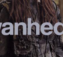 The 100 - Wanheda Sticker