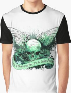 The Skull of Fate Graphic T-Shirt