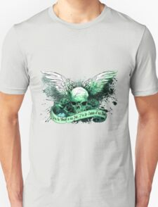The Skull of Fate Unisex T-Shirt