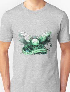 The Skull of Fate Unisex T-Shirt