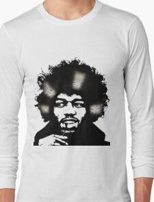 Jimmy Vinyltrix Long Sleeve T-Shirt