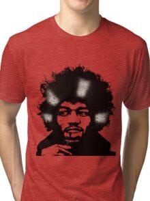 Jimmy Vinyltrix Tri-blend T-Shirt