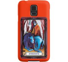 Strength  Samsung Galaxy Case/Skin