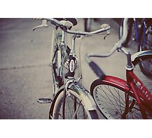Summer Rides Photographic Print