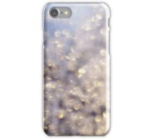 Winter Aglow iPhone Case/Skin