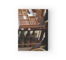 Cuba - Havana - handrolled cigars and rum Hardcover Journal
