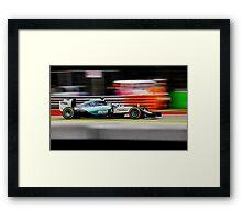 Formula 1 Framed Print