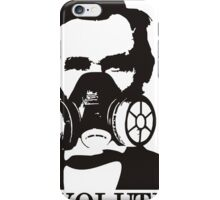 revolution iPhone Case/Skin