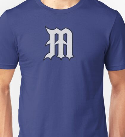 Midlothian Embroidered M Unisex T-Shirt
