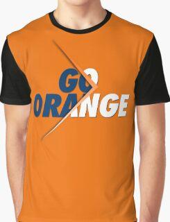 GO ORANGE - V2 Graphic T-Shirt