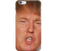 Donald Trump's small loan iPhone Case/Skin