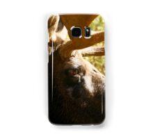 Maine Bull Moose  Samsung Galaxy Case/Skin
