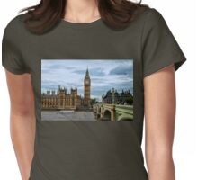 In Old London Town Womens Fitted T-Shirt