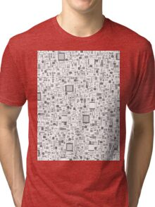 All Tech Line Tri-blend T-Shirt