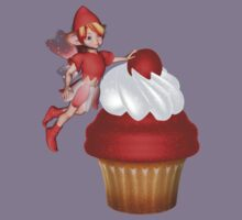 Strawberry, Cupcake Fairy  Kids Clothes