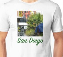 SAN DIEGO MISSION BEACH Unisex T-Shirt