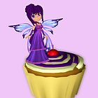 Blueberry, Cupcake Fairy  by LoneAngel