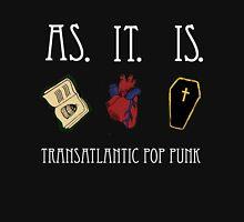 As It Is Transatlantic Pop Punk Unisex T-Shirt