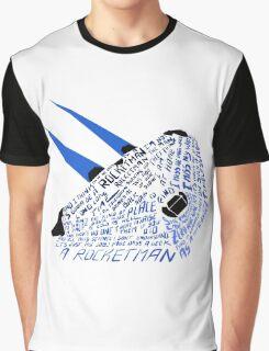 Cobra Mk.III Rocketman Graphic T-Shirt