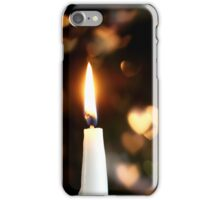 The Light of Love iPhone Case/Skin