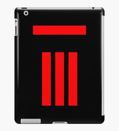 Master Slave Pride iPad Case/Skin