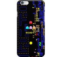 Pac-Man Glitch Level iPhone Case/Skin