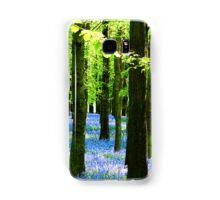 Bluebell Carpet Samsung Galaxy Case/Skin