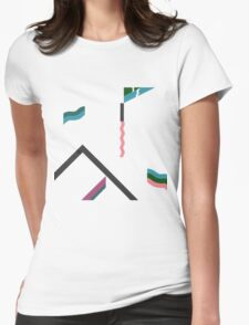 Wire 154 Womens Fitted T-Shirt