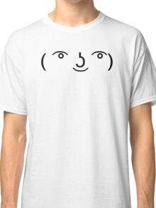 ( ͡° ͜ʖ ͡°) Le Lenny Face Classic T-Shirt