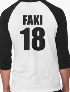 Faki 18 (Len Faki) - techno tshirt Men's Baseball ¾ T-Shirt