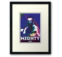 Mighty Mac - Conor McGregor Framed Print
