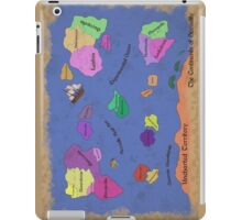 The Continents of Sexuality iPad Case/Skin