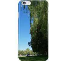 Summer in the Park iPhone Case/Skin