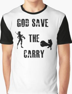 God save the carry Graphic T-Shirt