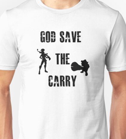 God save the carry Unisex T-Shirt