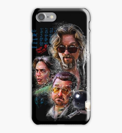The Dudes iPhone Case/Skin
