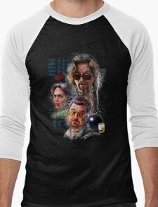 The Dudes Men's Baseball ¾ T-Shirt